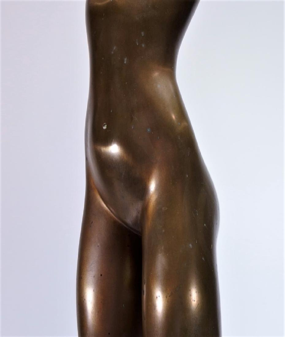 Bruno Bruni La Divina Bronze Sculpture of Nude - 4