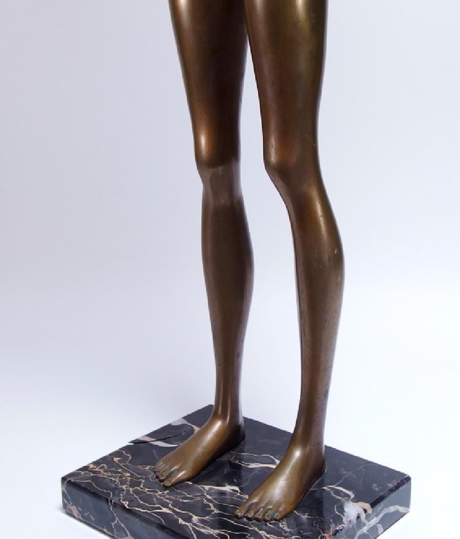 Bruno Bruni La Divina Bronze Sculpture of Nude - 5