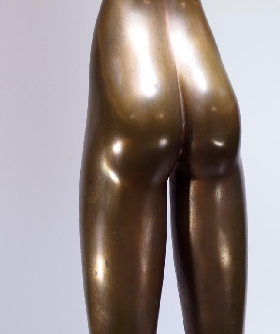 Bruno Bruni La Divina Bronze Sculpture of Nude - 9