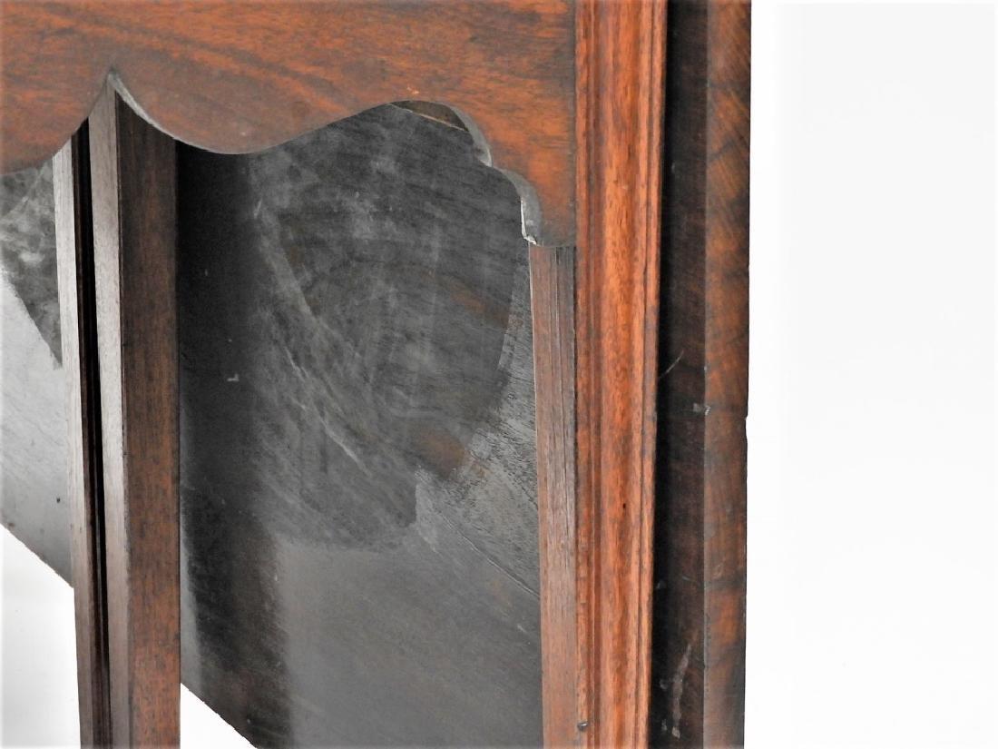 FINE Rhode Island Mahogany Drop Leaf Table - 4