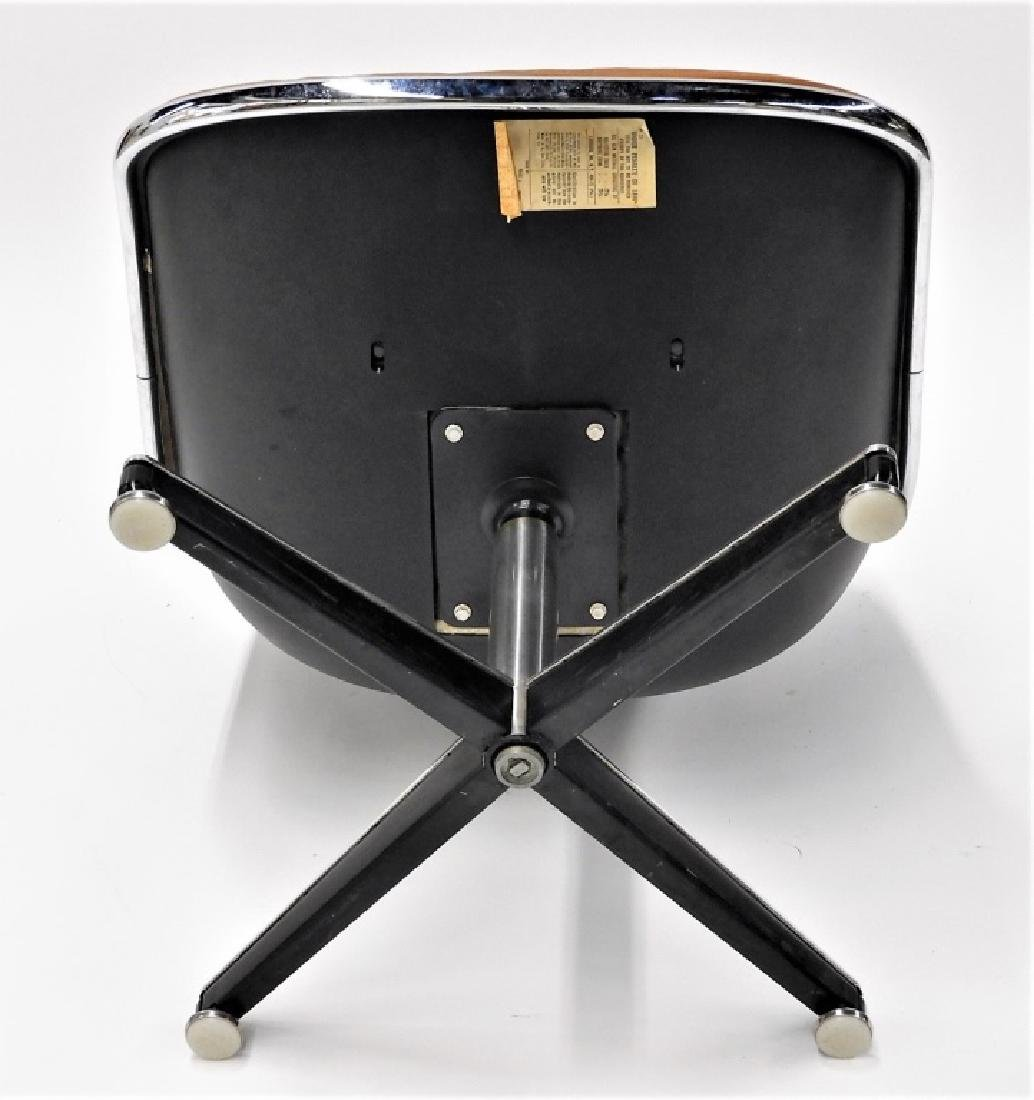 Charles Pollock for Knoll Leather Office Chair - 6