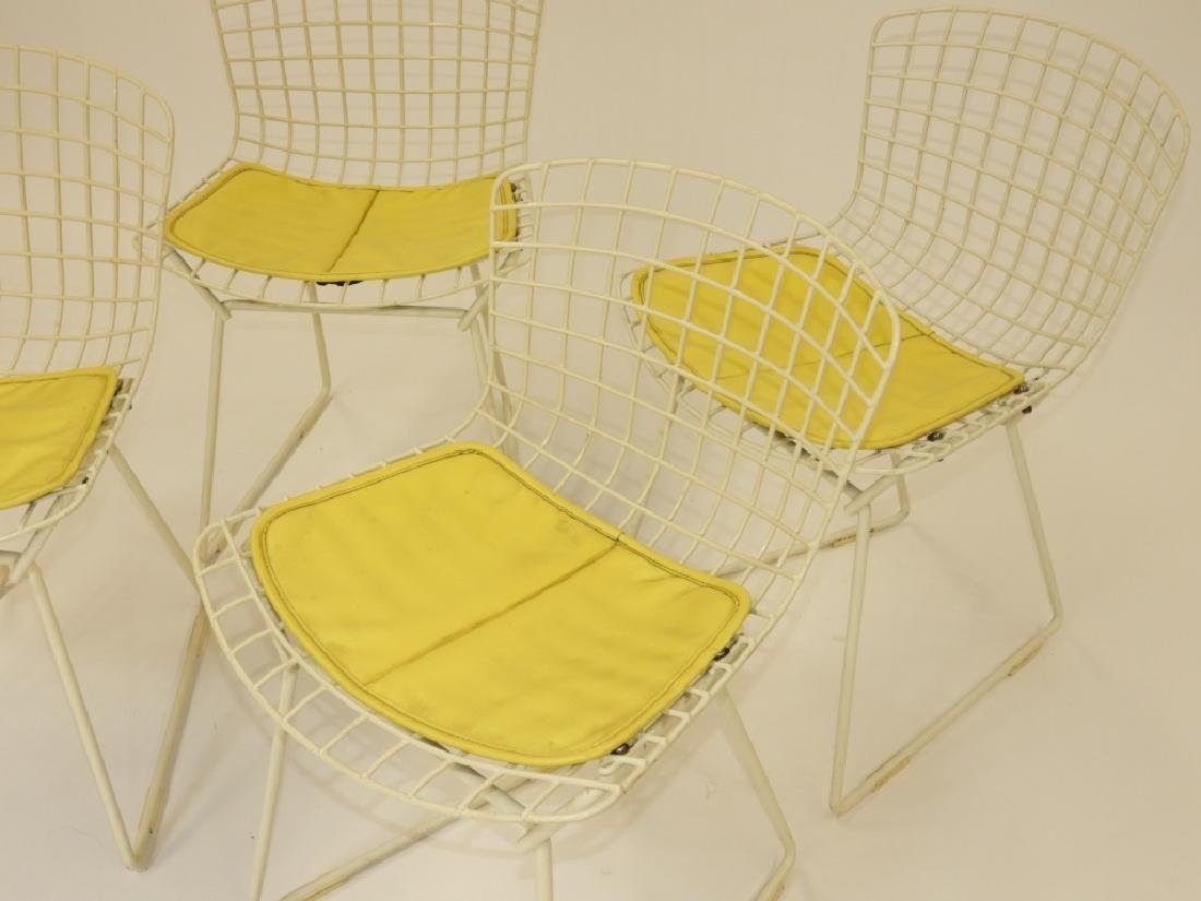 4 MCM Harry Bertoia for Knoll Child's Wire Chairs - 2