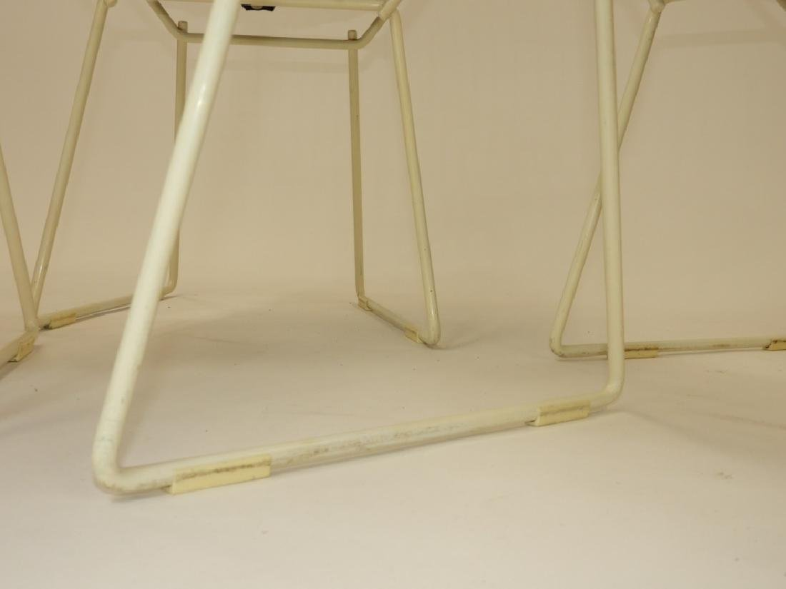 4 MCM Harry Bertoia for Knoll Child's Wire Chairs - 5