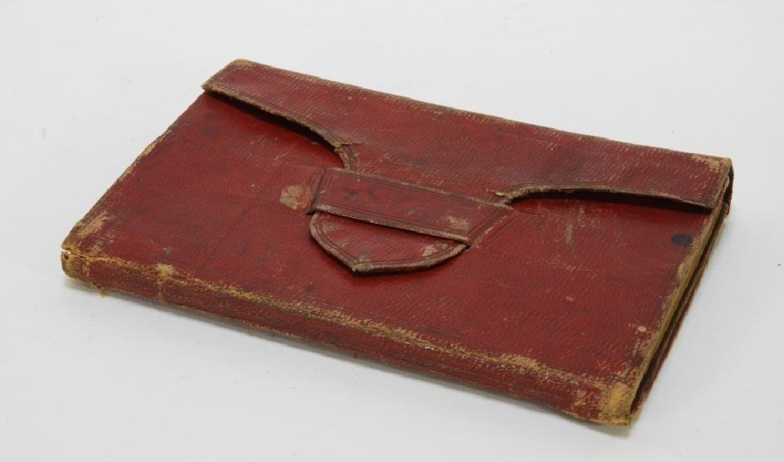 C.1818 John Melish Travelers Directory Map Book - 2