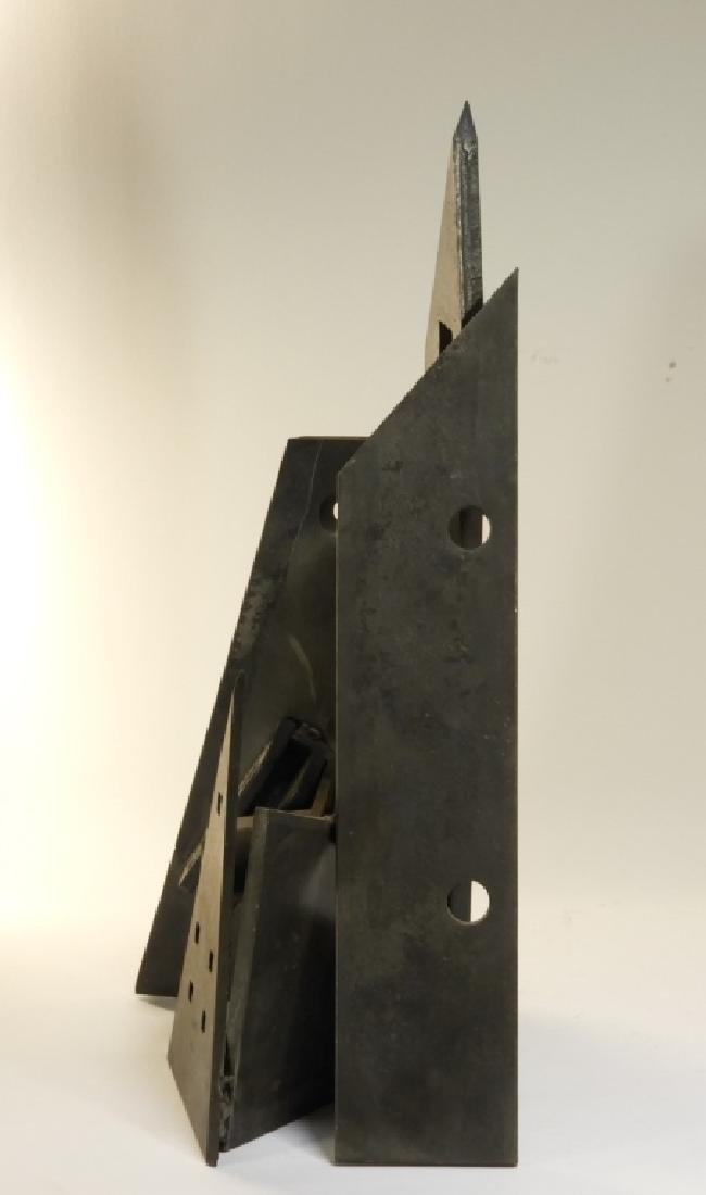 Arthur Kern MCM Abstract Welded Steel Sculpture - 2