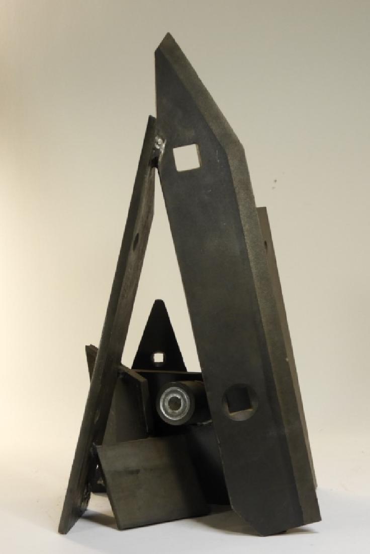 Arthur Kern MCM Abstract Welded Steel Sculpture - 3