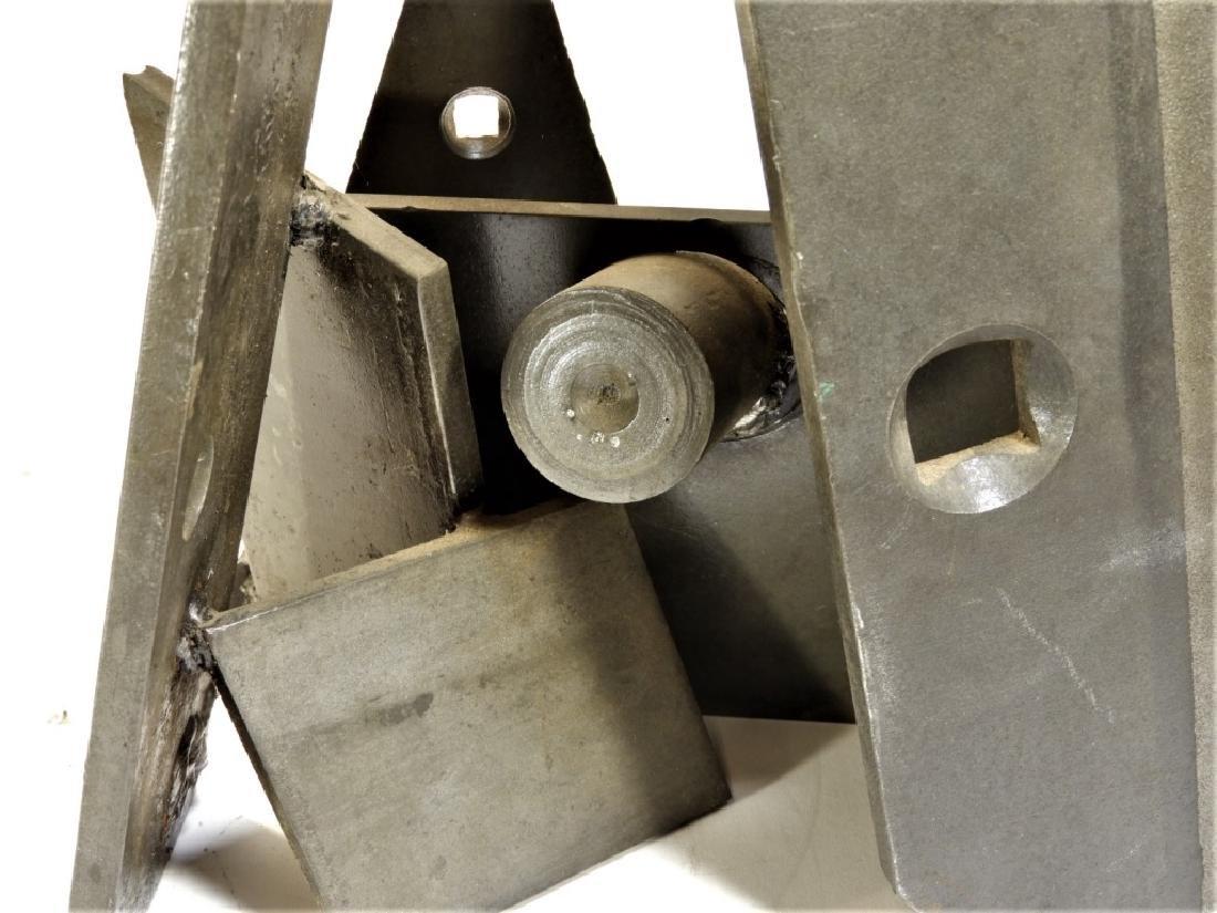 Arthur Kern MCM Abstract Welded Steel Sculpture - 4