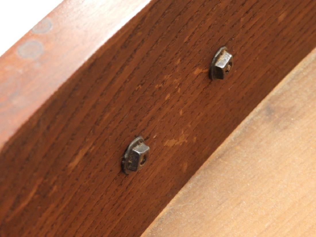Massachusetts Federal Mahogany Bow Front Chest - 8