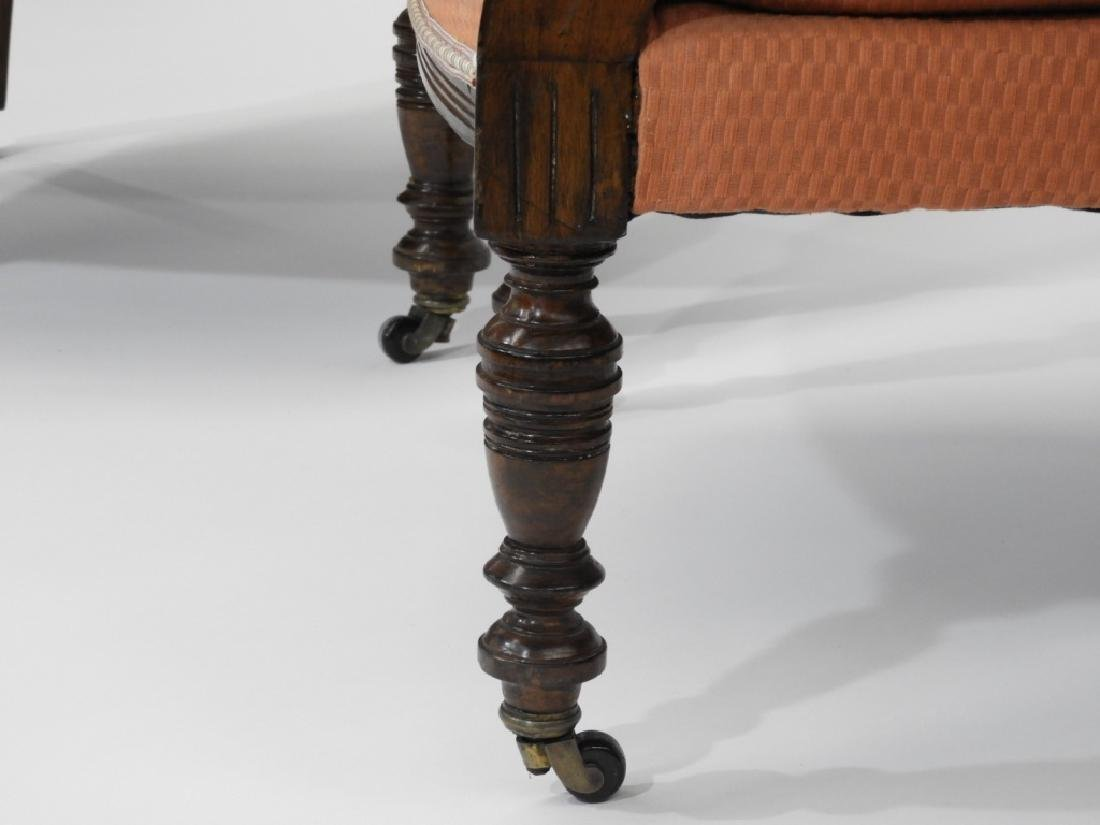 PR Victorian Aesthetic Carved Walnut Side Chairs - 6