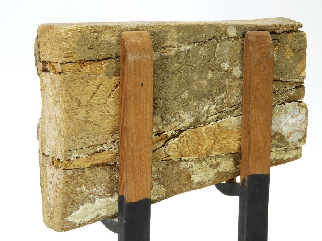 1500 BC Egyptian Canopic Jar Sarcophagus Fragment - 8