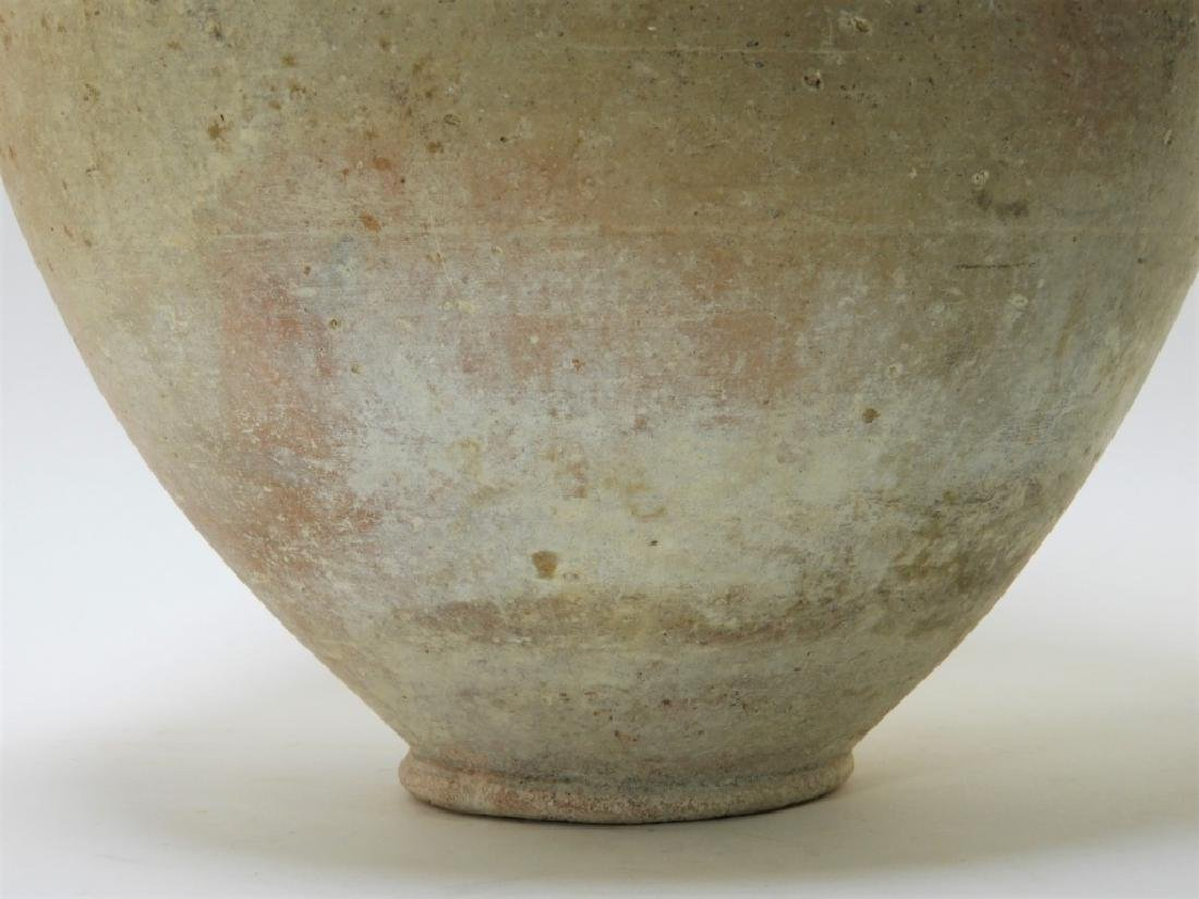 Large Ancient Cypriot Polychrome Decorated Vessel - 5