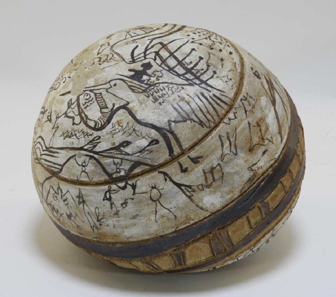 Southwestern Pueblo Earthenware Sculpture