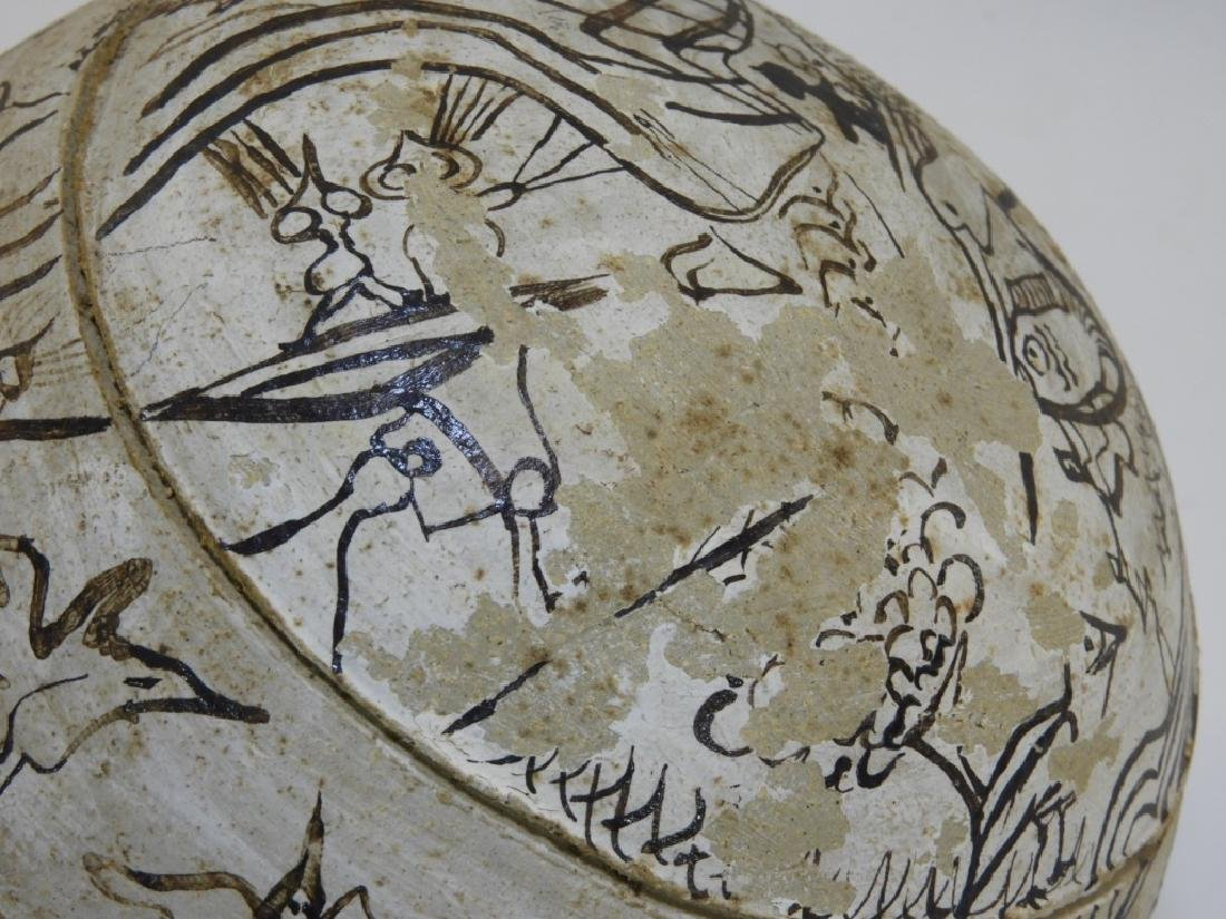 Southwestern Pueblo Earthenware Sculpture - 4