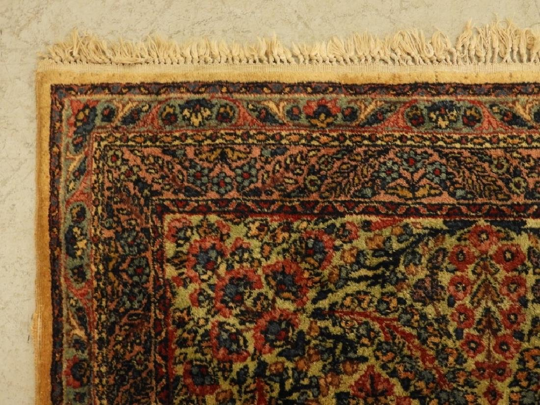 Oriental Persian Kerman Room Size Carpet Rug - 6