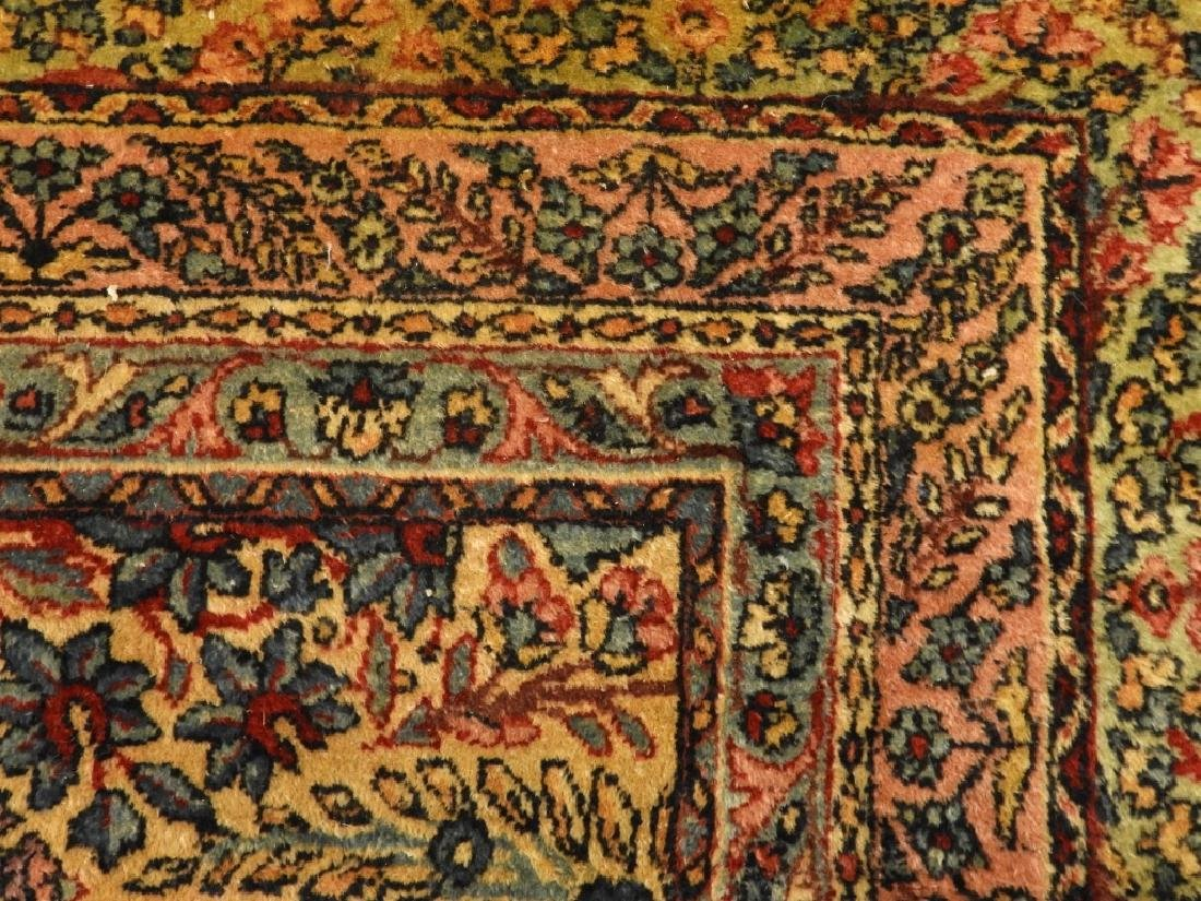 Oriental Persian Kerman Room Size Carpet Rug - 8