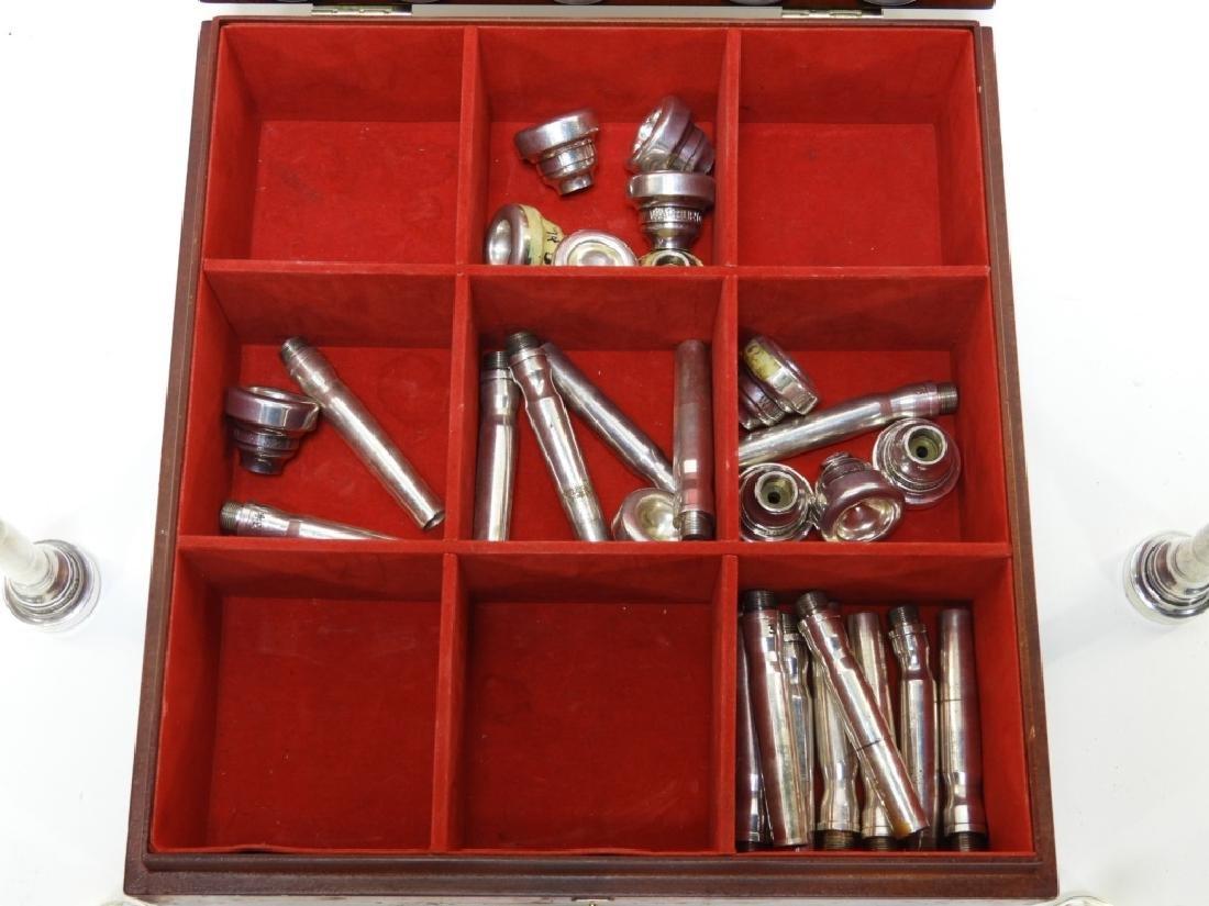 23 Warburton Brass Instrument Trumpet Mouthpieces - 3