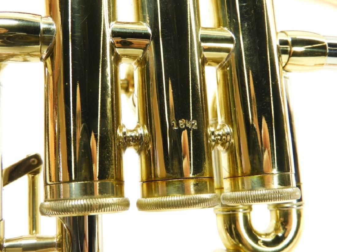 Zigmant Kanstul Copper Plated Brass Flugelhorn - 6