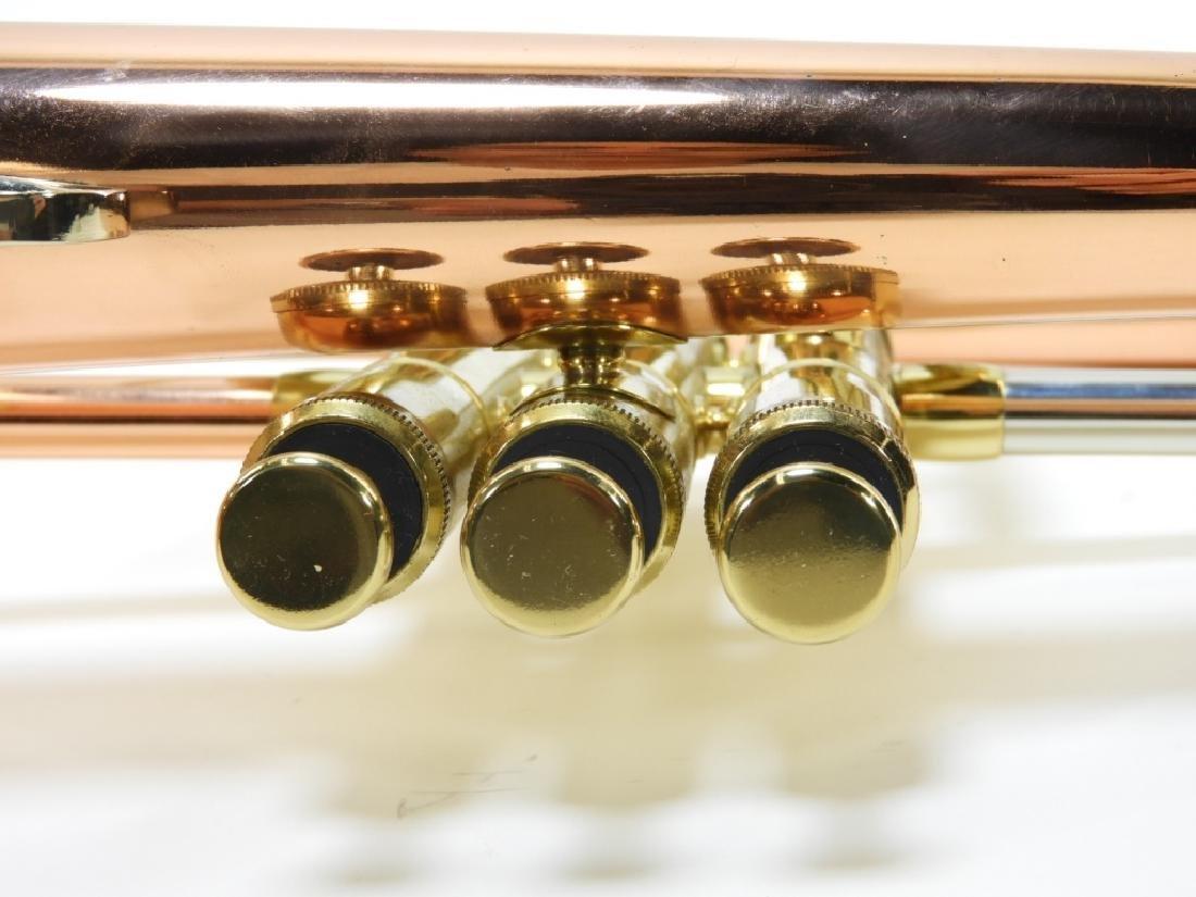 Zigmant Kanstul Copper Plated Brass Flugelhorn - 7