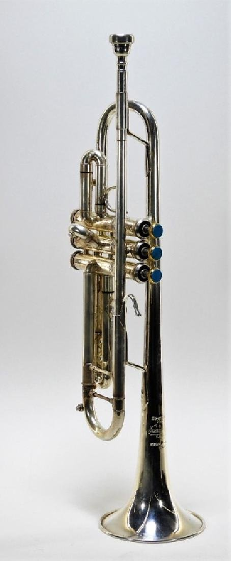 Bach Stradivarius Model 43 Sterling Silver Trumpet