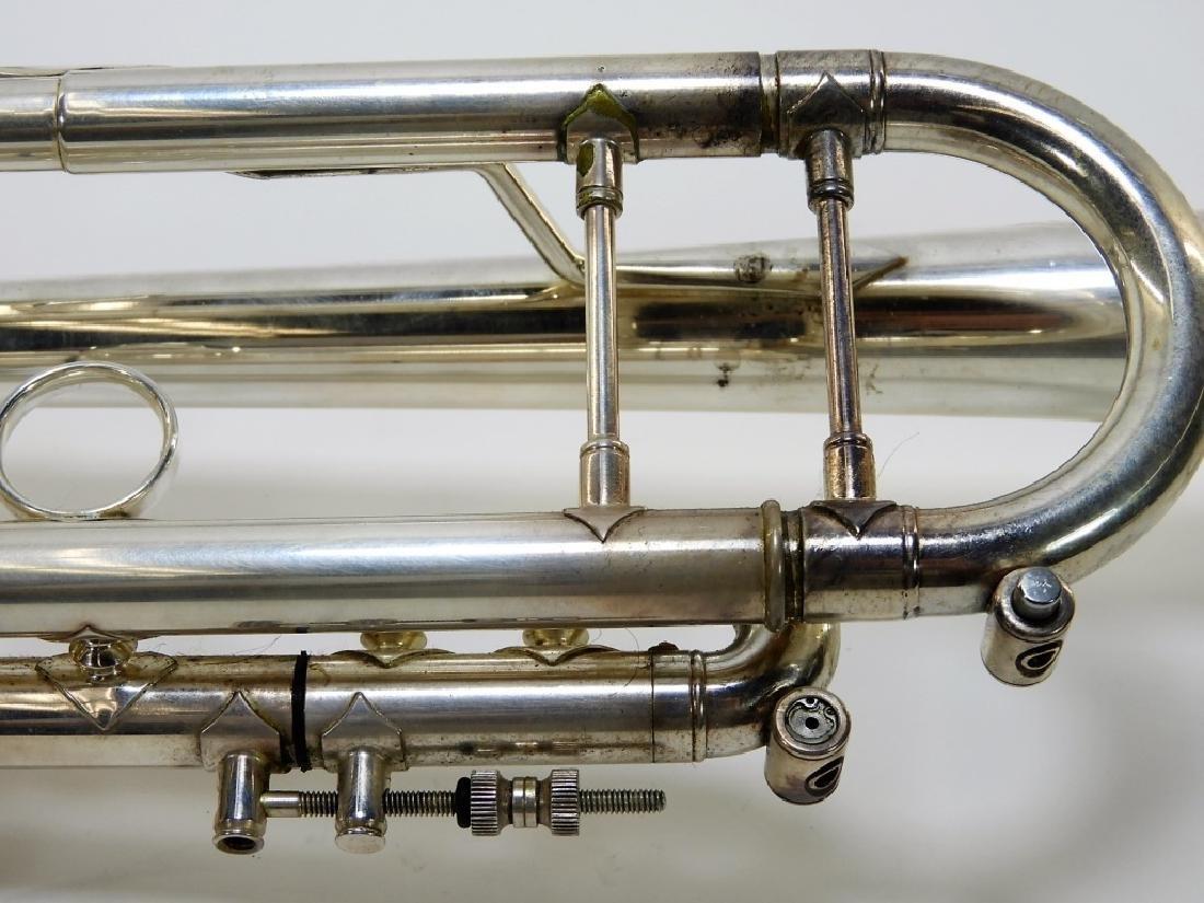 Bach Stradivarius Model 43 Sterling Silver Trumpet - 5