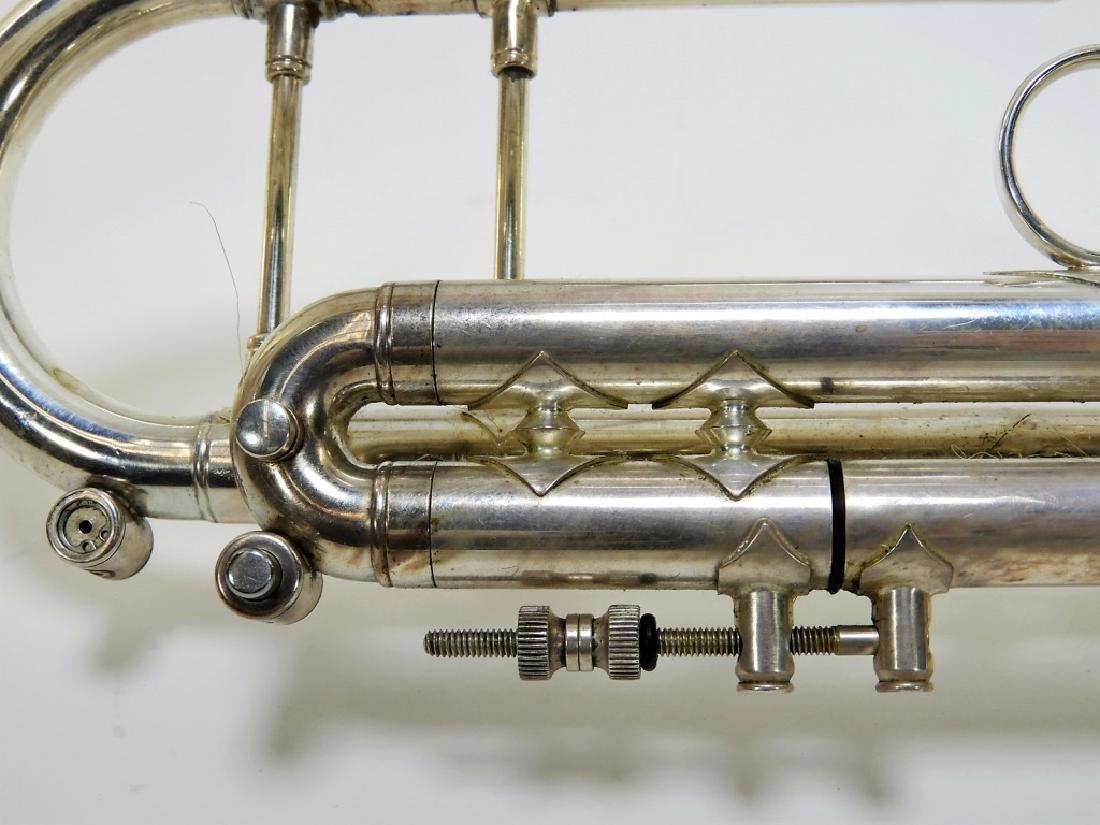 Bach Stradivarius Model 43 Sterling Silver Trumpet - 9