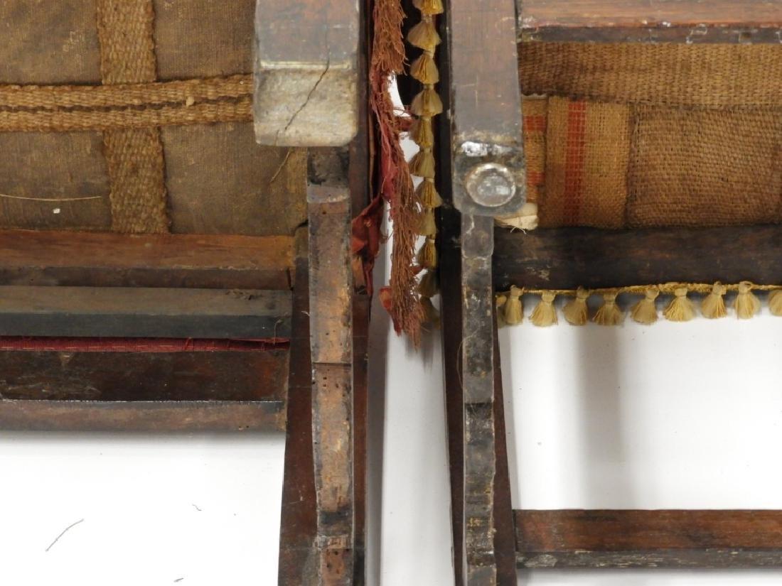 Near PR. Italian Renaissance Walnut Armchairs - 9