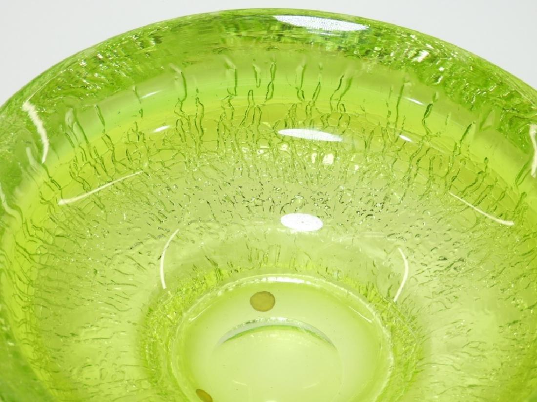 Goran Warff for Kosta Boda Art Glass Bowl - 4