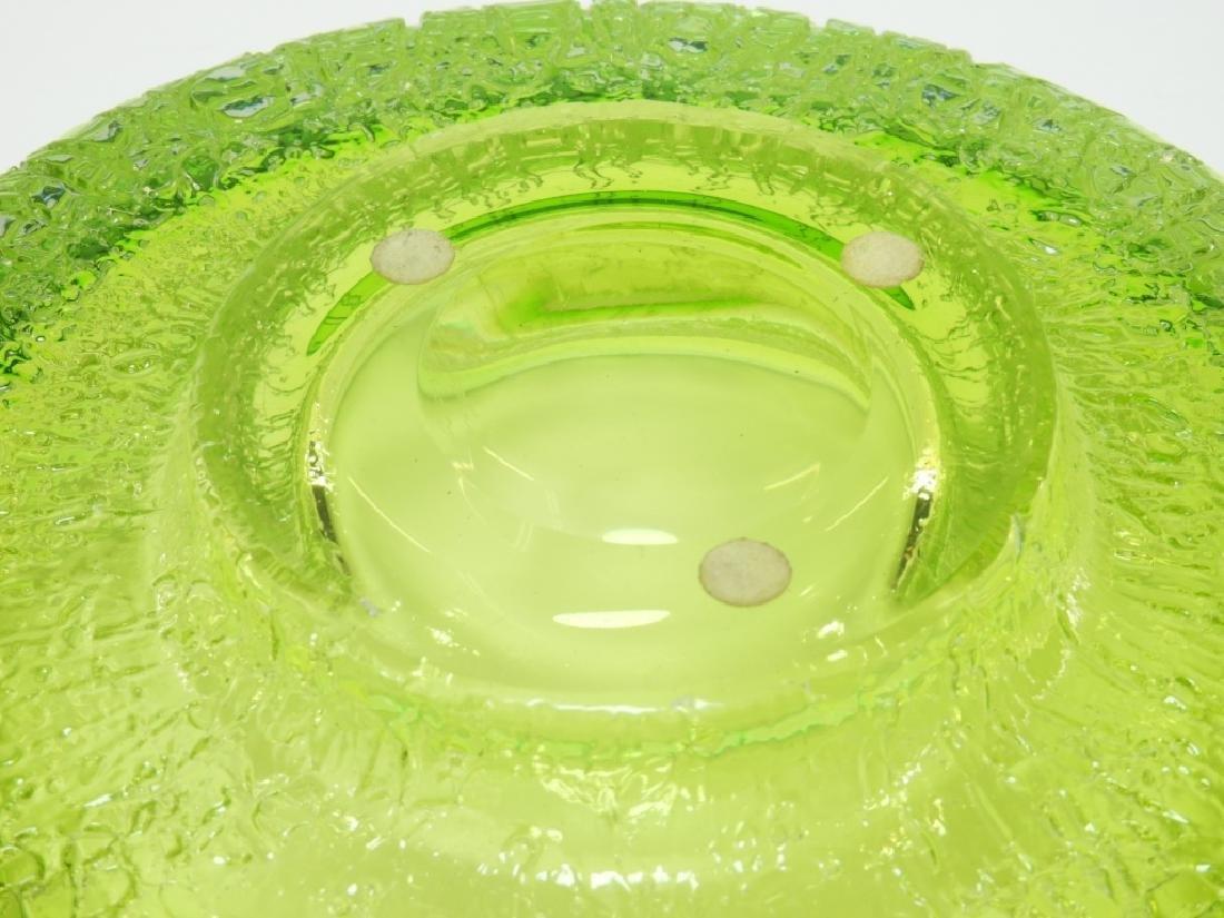 Goran Warff for Kosta Boda Art Glass Bowl - 5