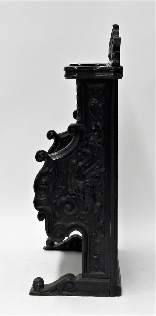 18C. Continental Renaissance Revival Hall Chair - 6