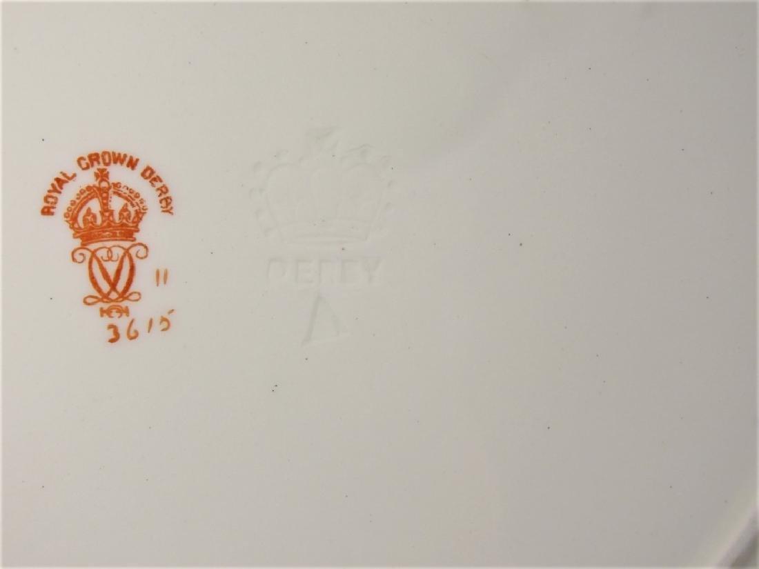 16 Royal Crown Derby Imari Pattern 3615 Plates - 4