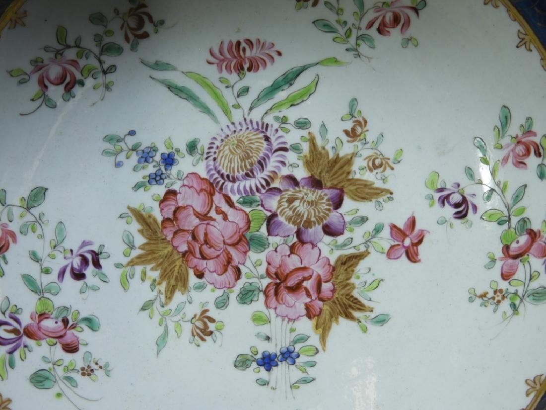 19C. French Samson Porcelain Chinese Armorial Bowl - 5