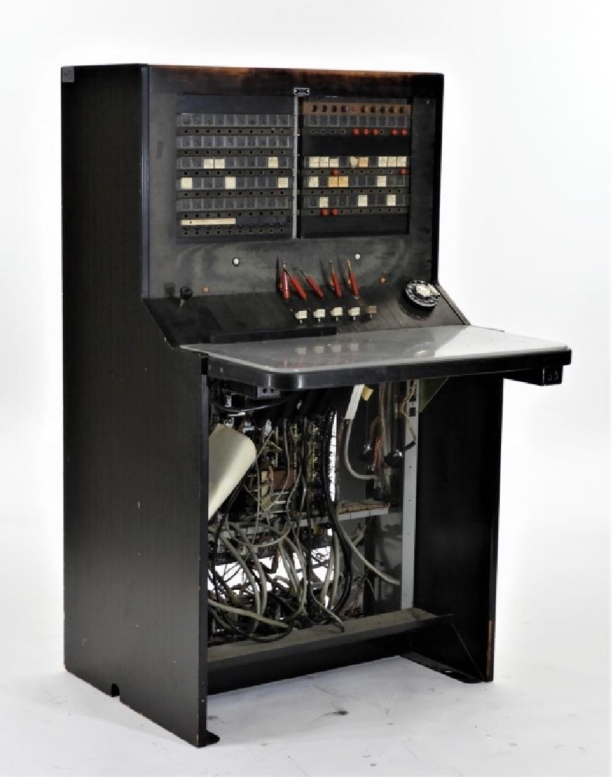 Western Electric Bell System Telephone Switchboard