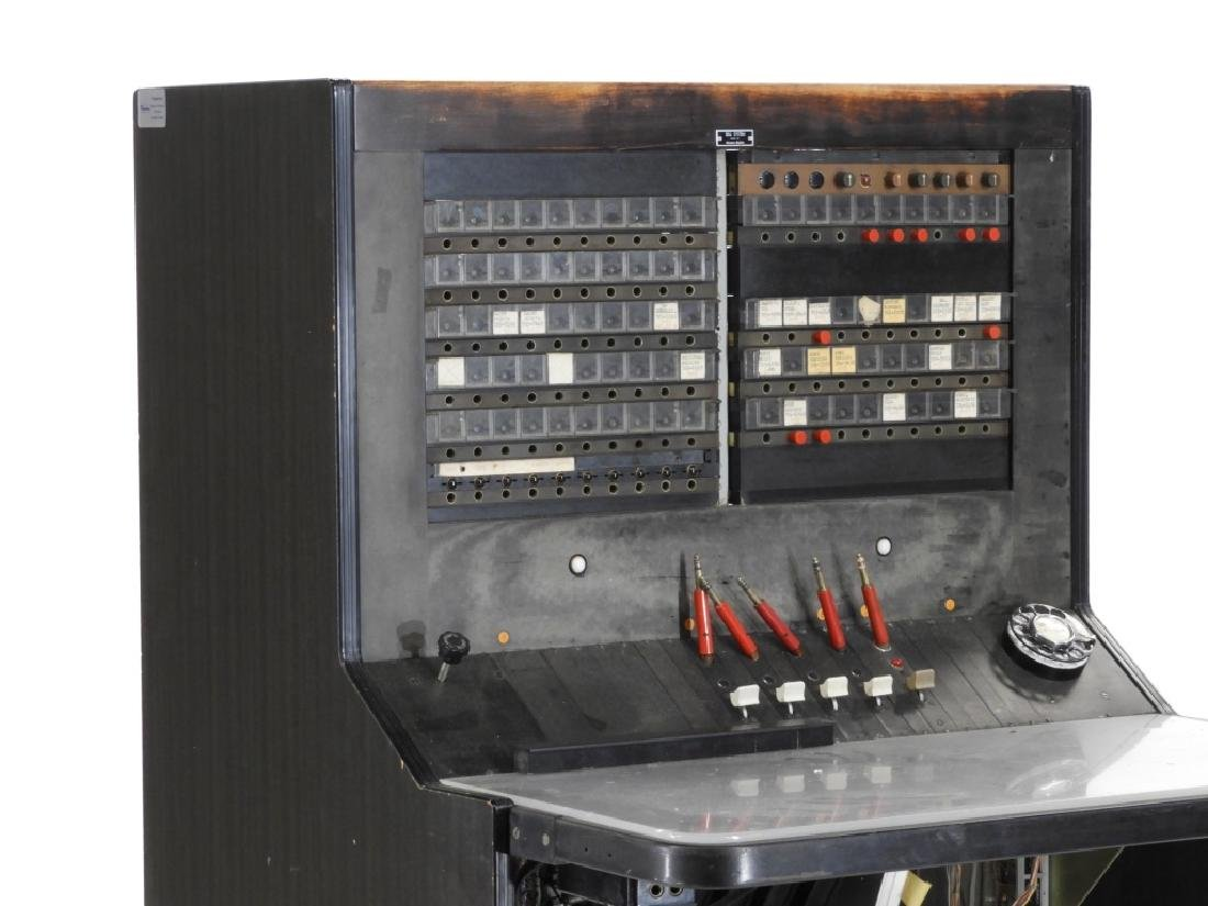 Western Electric Bell System Telephone Switchboard - 2