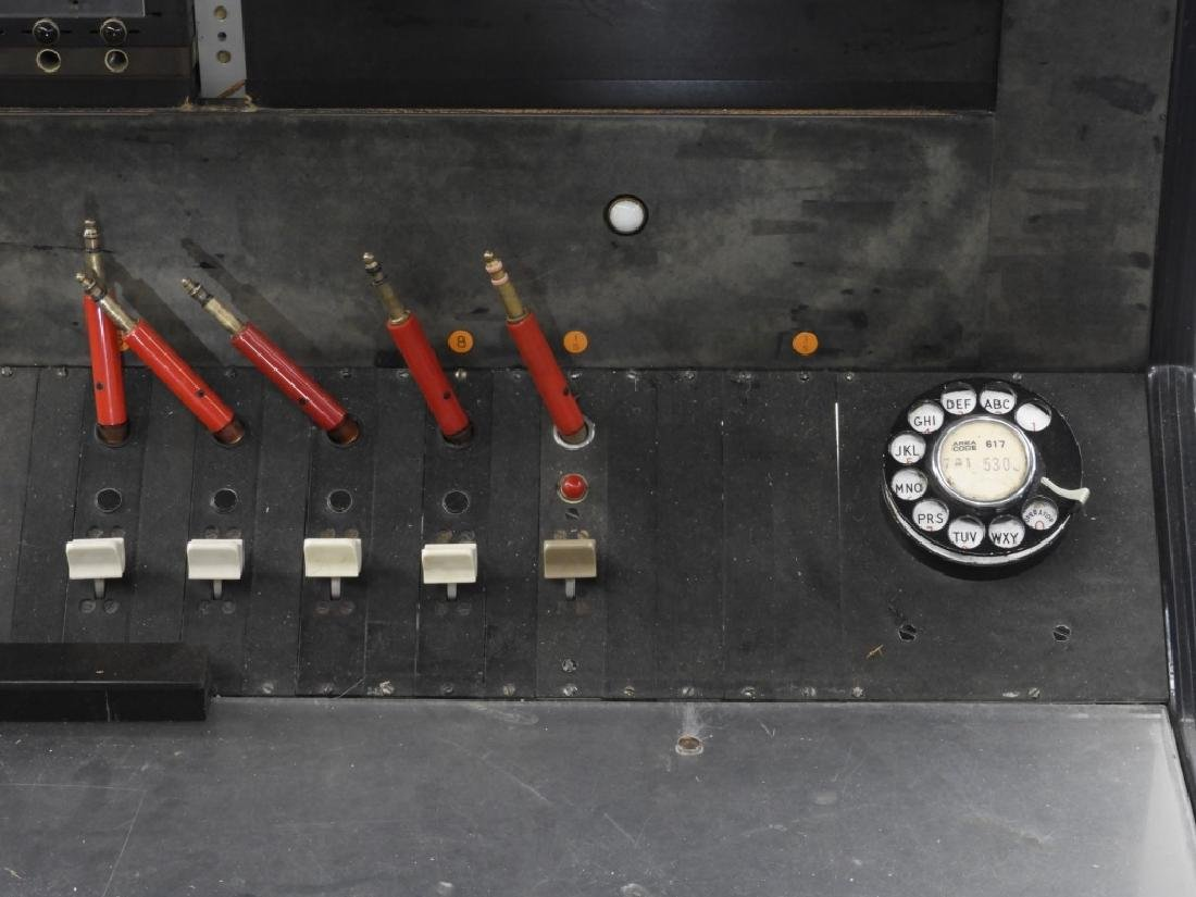 Western Electric Bell System Telephone Switchboard - 4