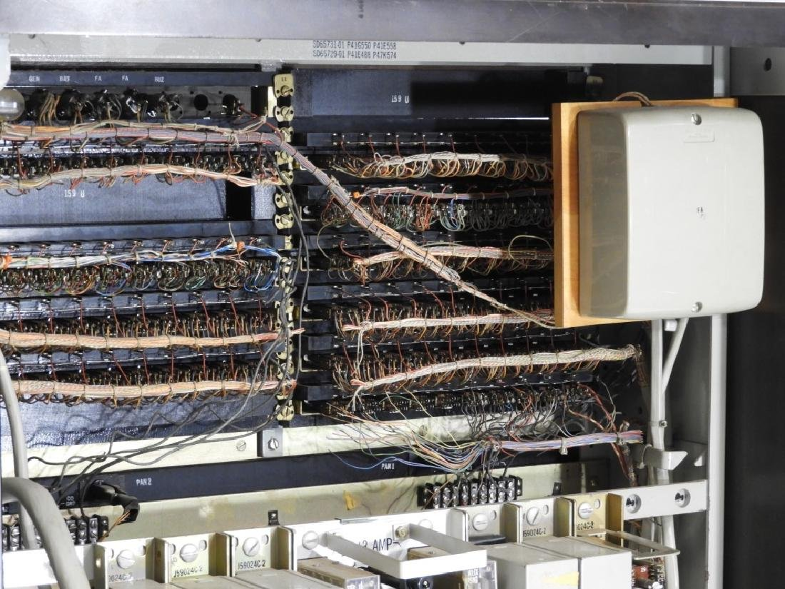 Western Electric Bell System Telephone Switchboard - 6