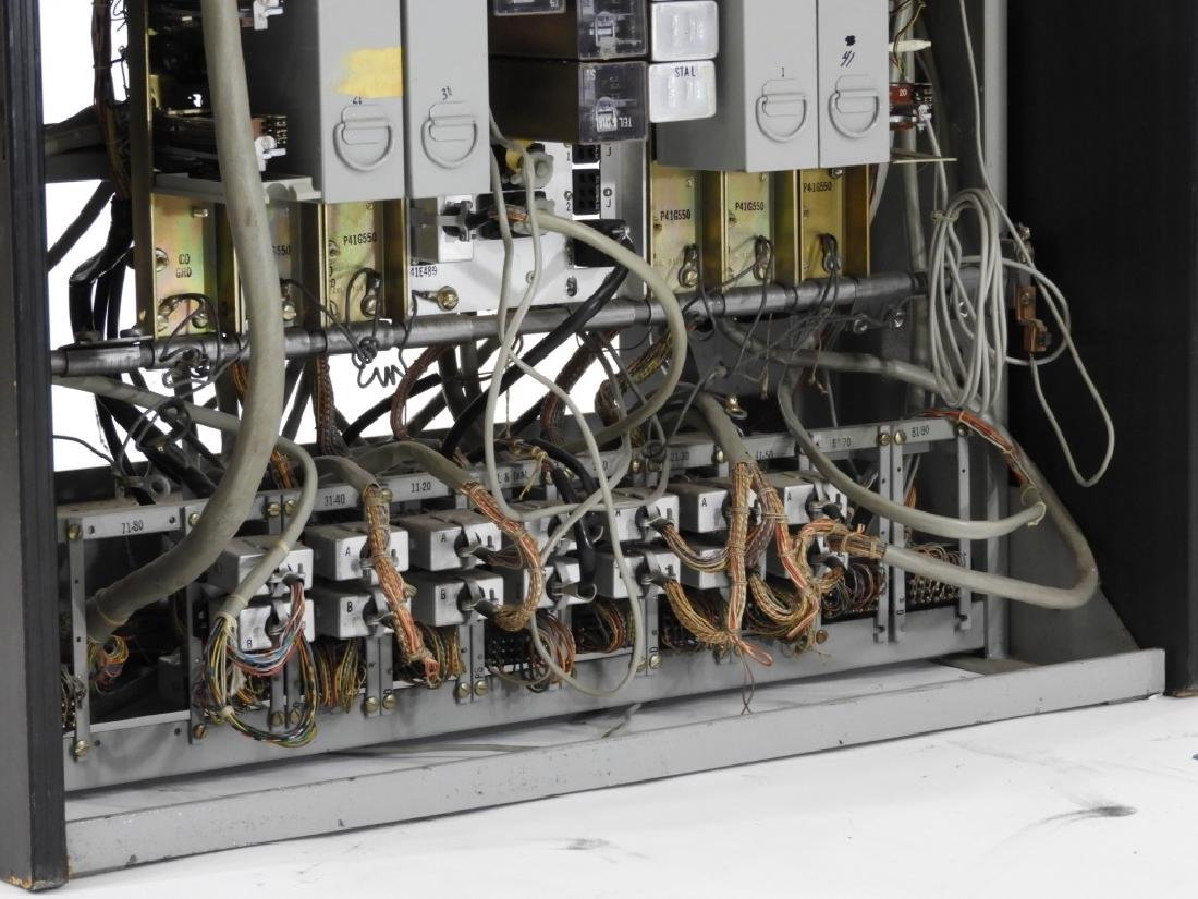 Western Electric Bell System Telephone Switchboard - 8