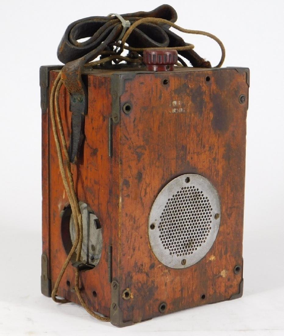Western Electric Telephone Lineman Test Box Set