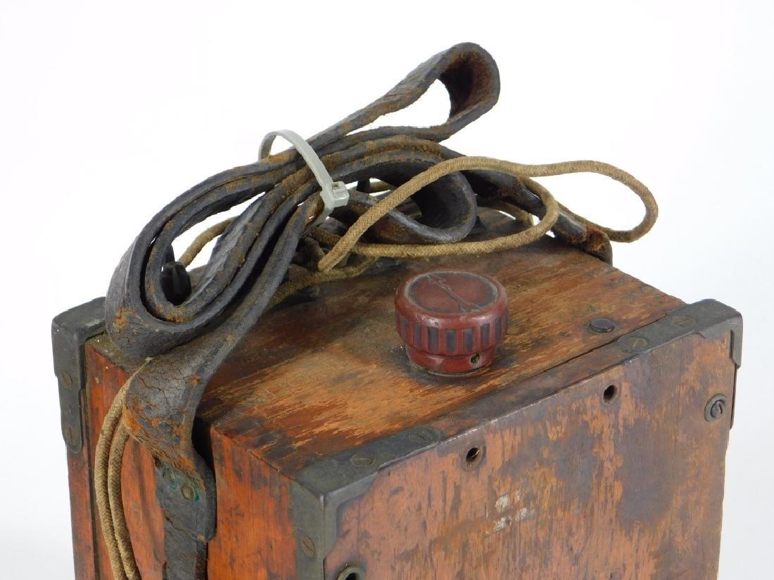 Western Electric Telephone Lineman Test Box Set - 3