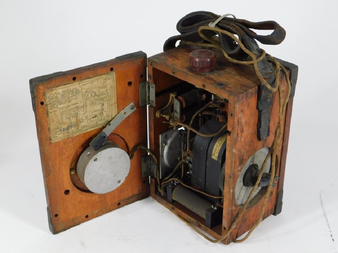Western Electric Telephone Lineman Test Box Set - 4