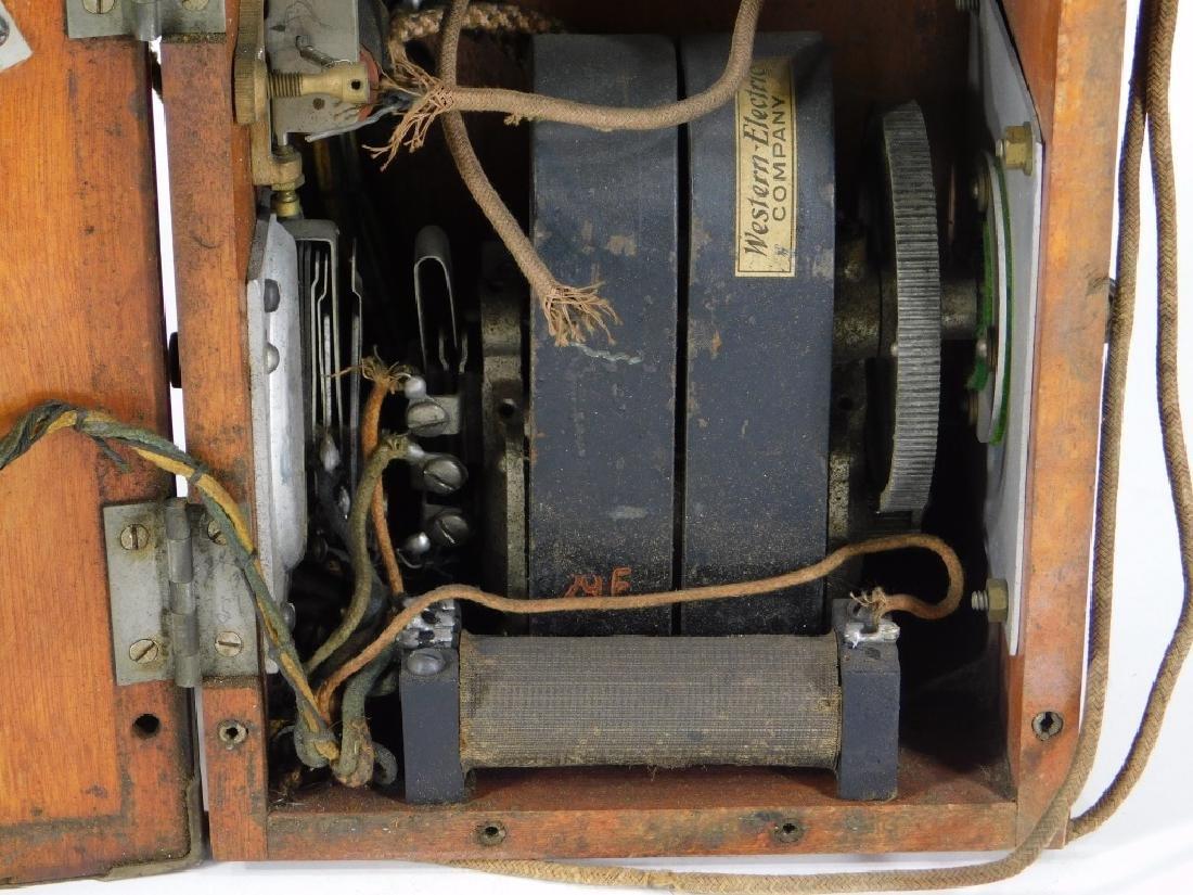 Western Electric Telephone Lineman Test Box Set - 5