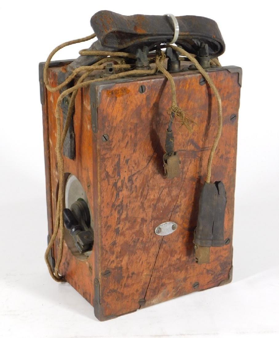 Western Electric Telephone Lineman Test Box Set - 6