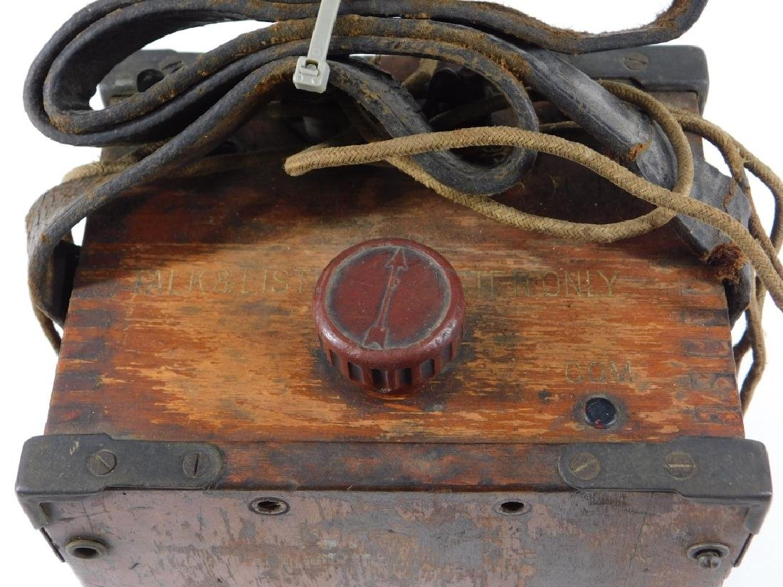 Western Electric Telephone Lineman Test Box Set - 7