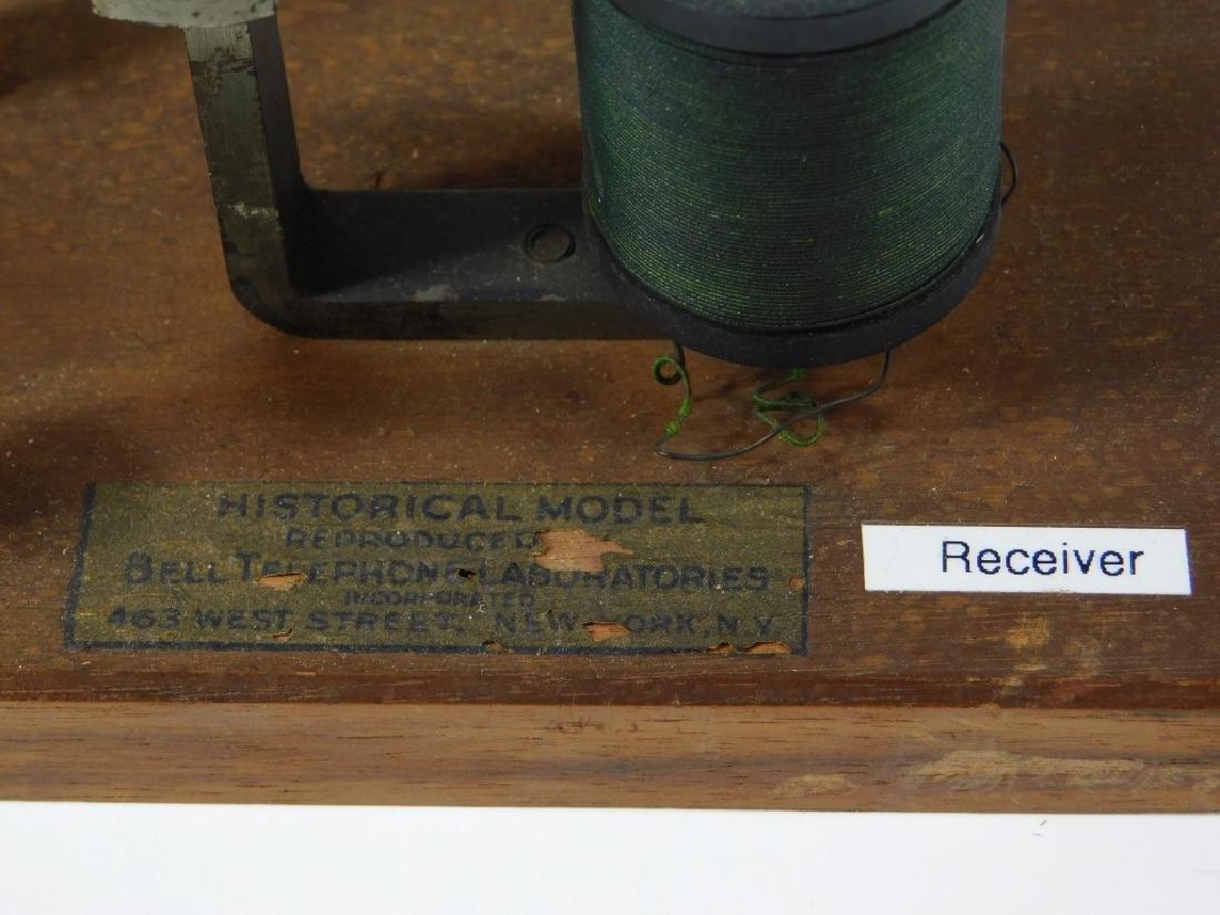 Bell Labs Harmonic Telegraph Receiver Transmitter - 2