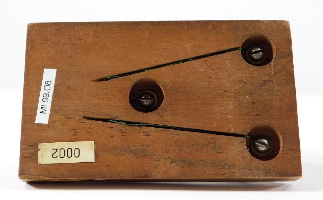 Bell Labs Harmonic Telegraph Receiver Transmitter - 4