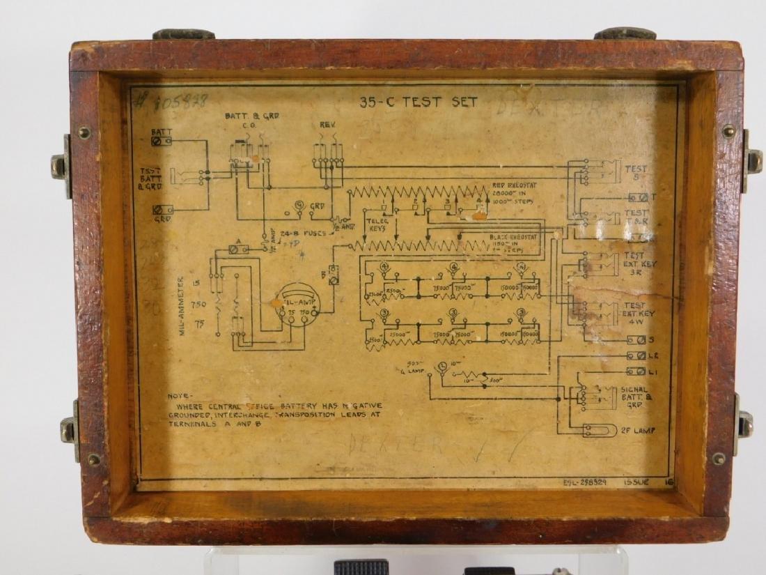 Western Electric 35-C Model 267 Telephone Test Set - 3