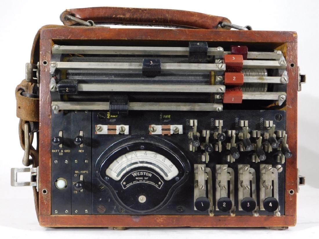 Western Electric 35-C Model 267 Telephone Test Set - 4