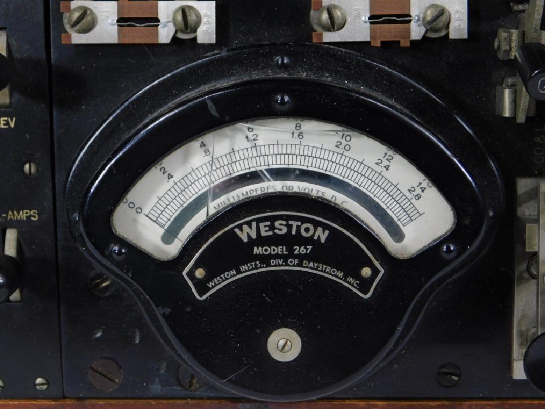 Western Electric 35-C Model 267 Telephone Test Set - 5