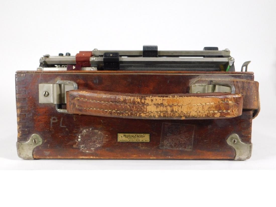 Western Electric 35-C Model 267 Telephone Test Set - 6