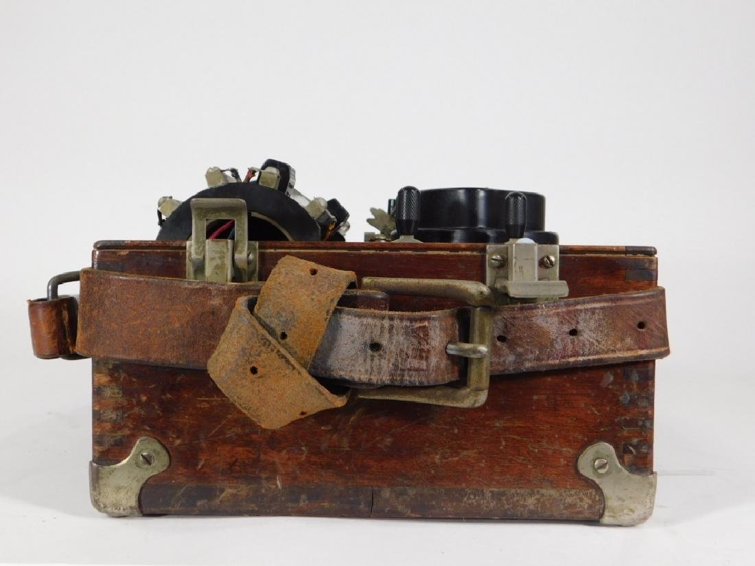 Western Electric 35-C Model 267 Telephone Test Set - 7