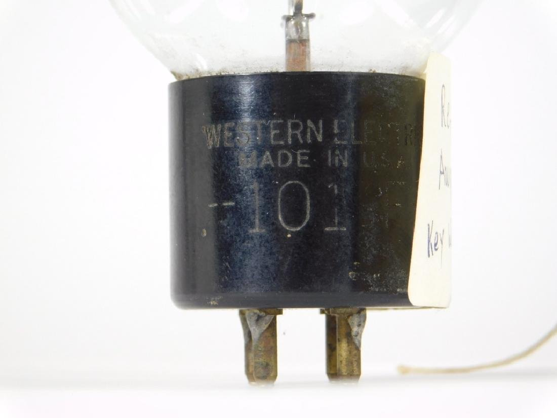 2 ID'd Western Electric 101-F Tennis Ball Tubes - 5
